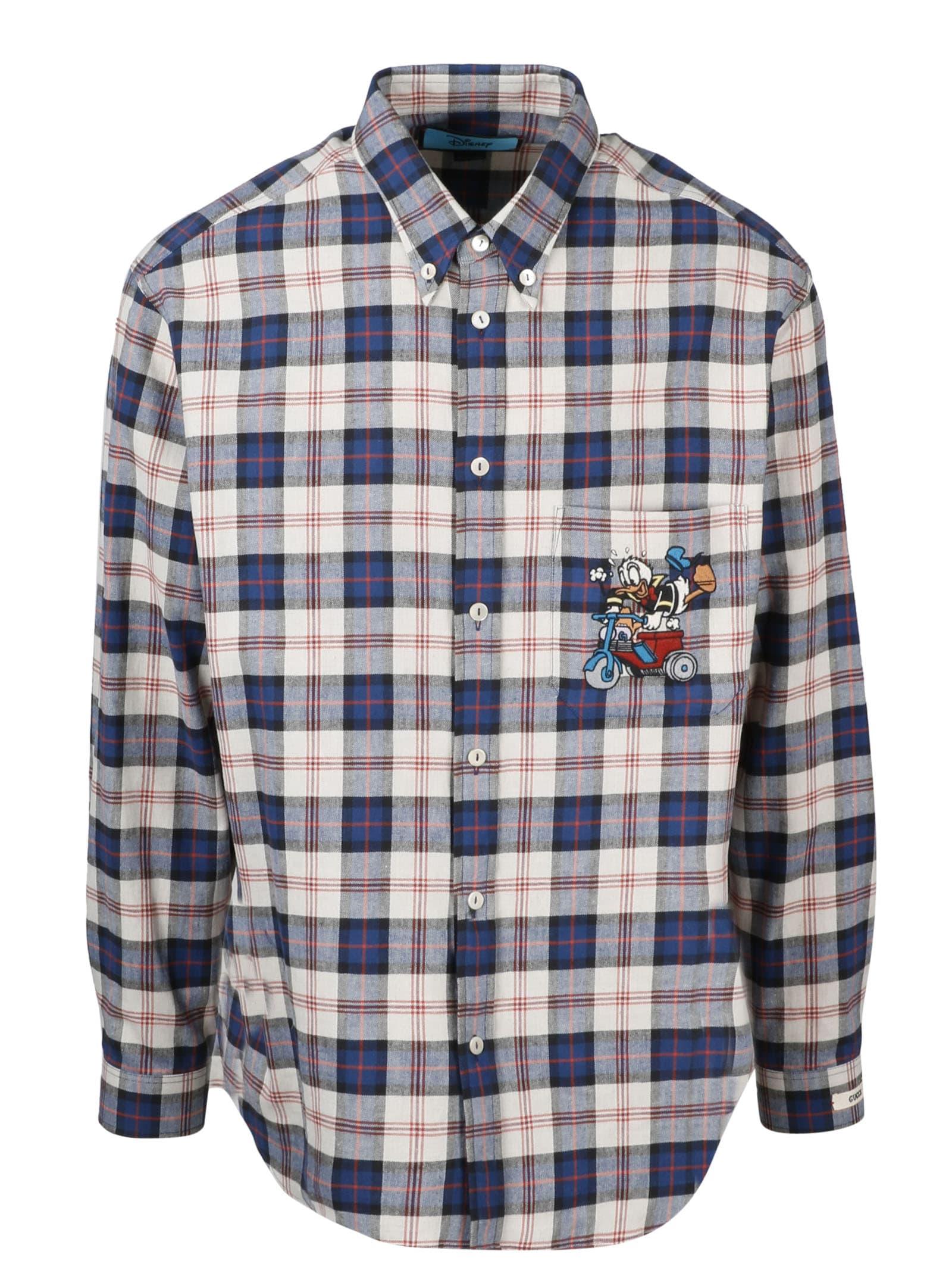 Gucci Donald Duck Disney X Shirt