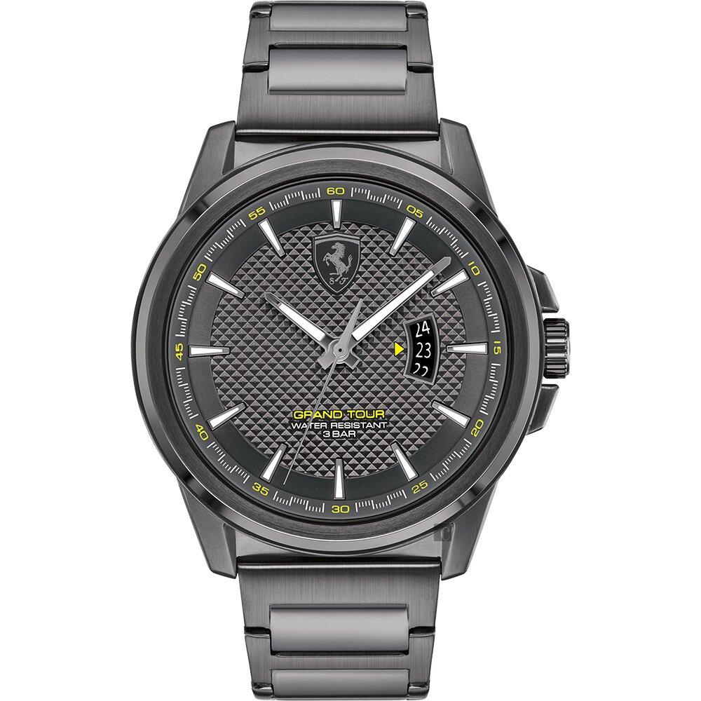 Scuderia Ferrari 法拉利 Grand Tour 奔馳競速手錶(0830836)-44mm