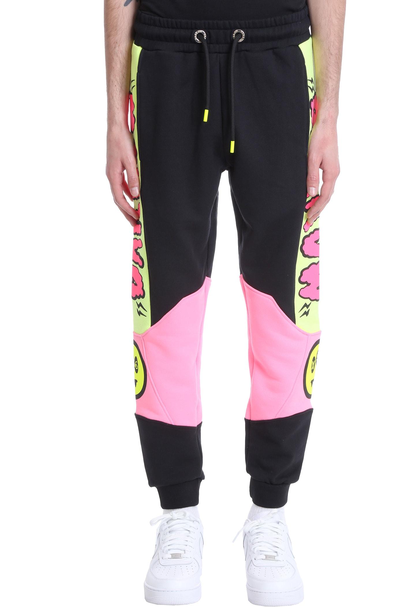 Barrow Pants In Black Cotton