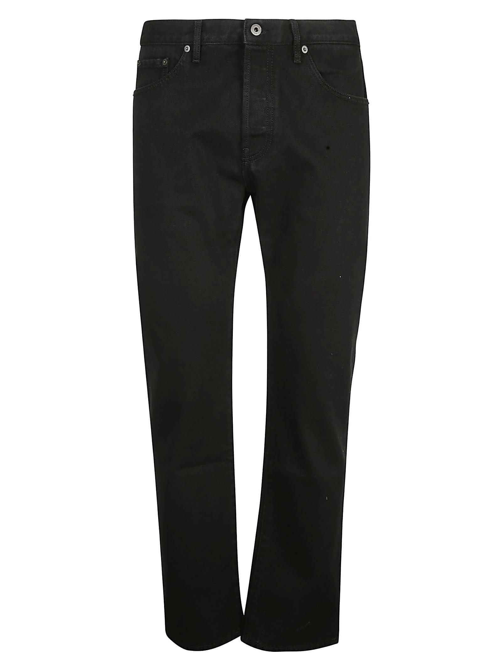 Valentino 5 Pocket Vltn Denim Jeans