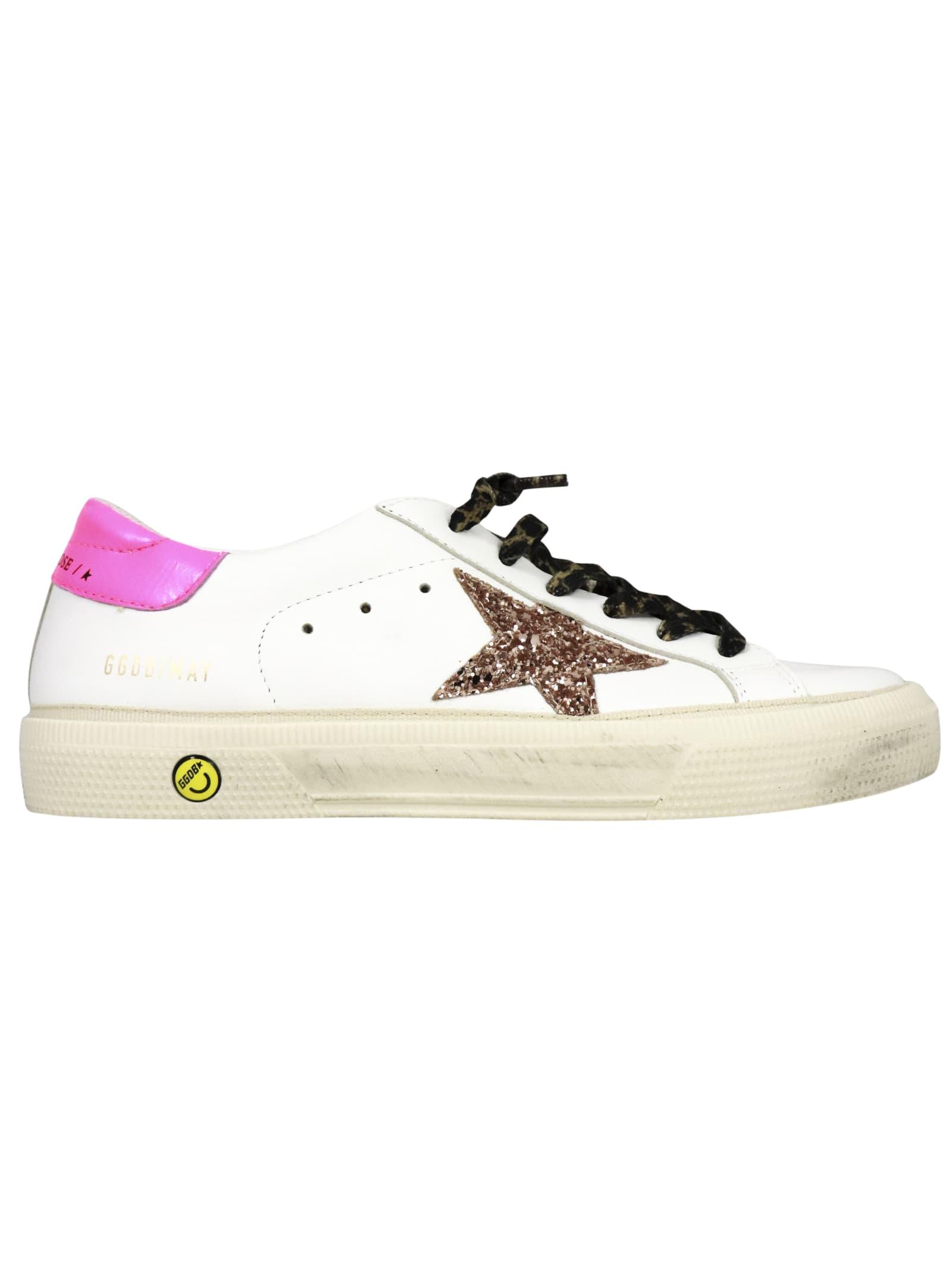 Golden Goose May Sneaker