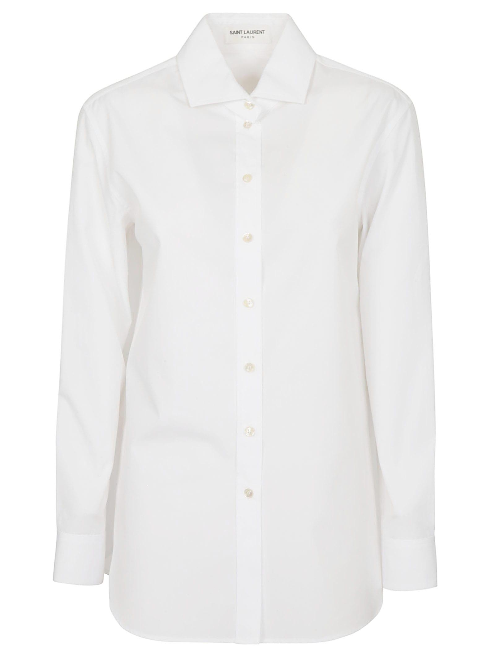 Saint Laurent Oversize Shirt