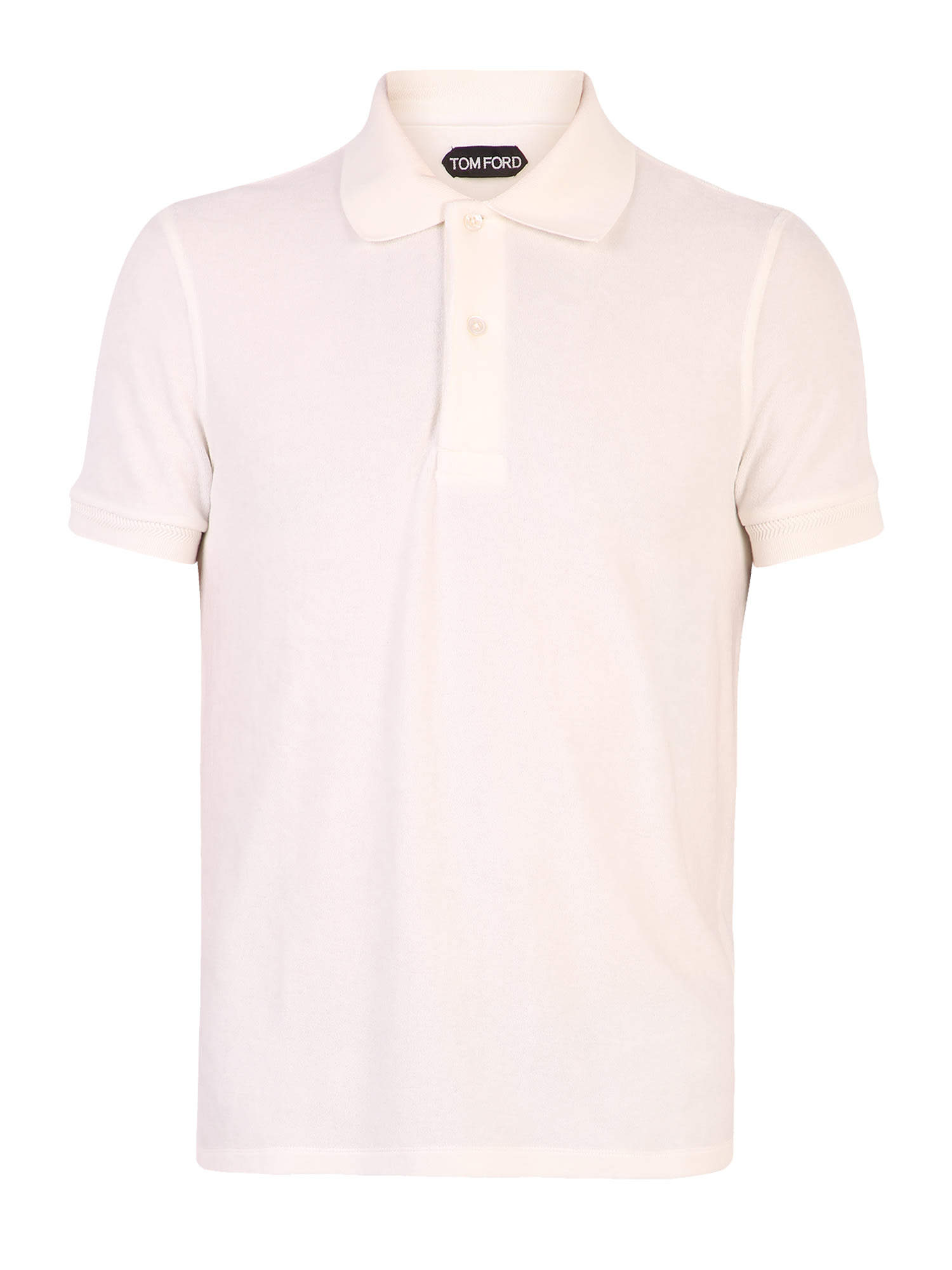Tom Ford Short Sleeves Polo