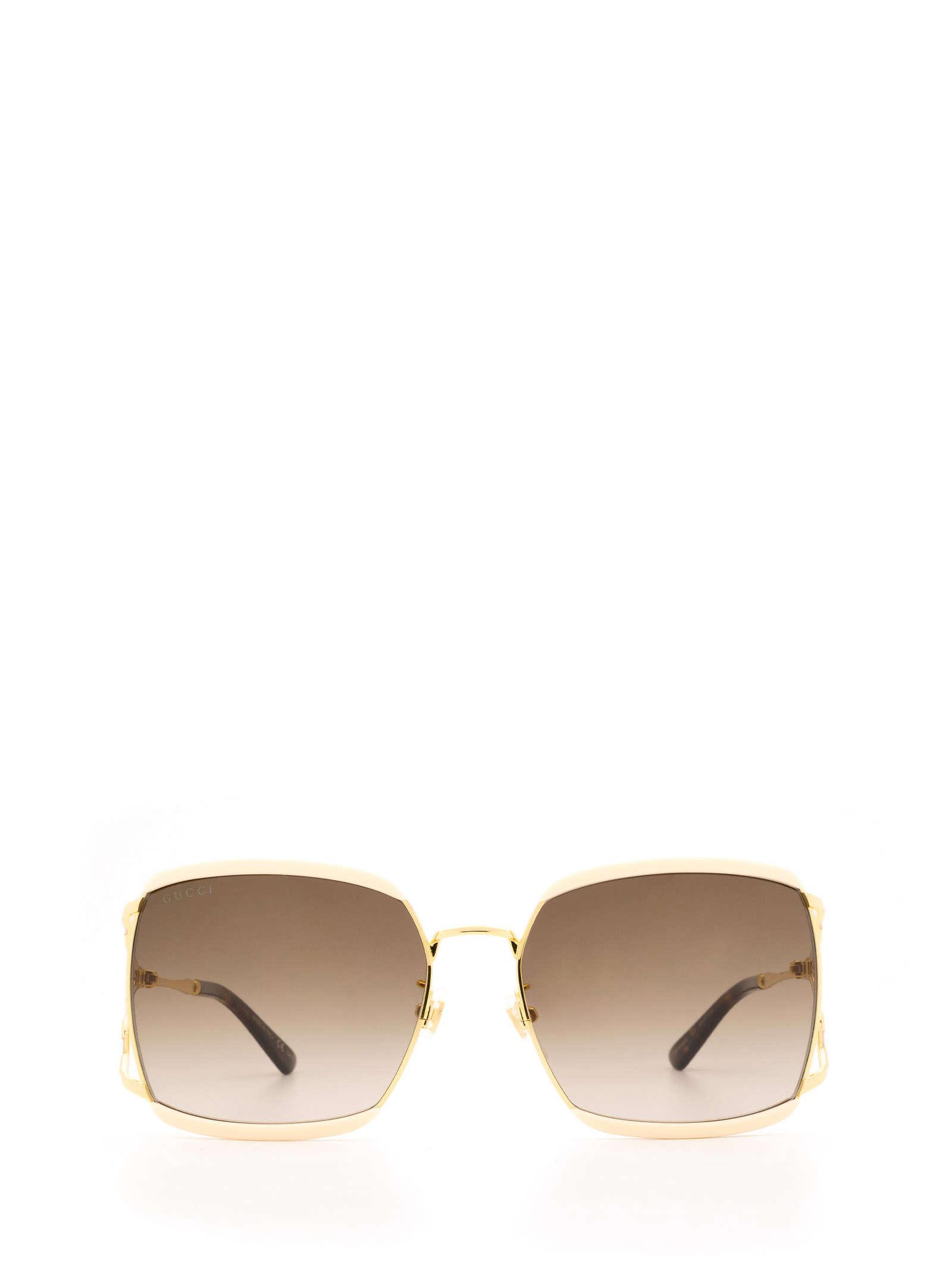 Gucci Gucci Gg0593sk Ivory Sunglasses