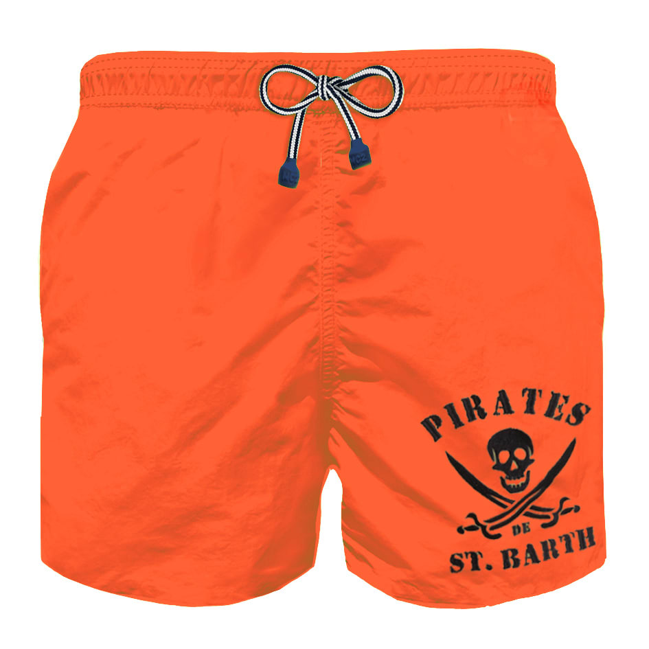 MC2 Saint Barth Boys Swim Trunks Pirates
