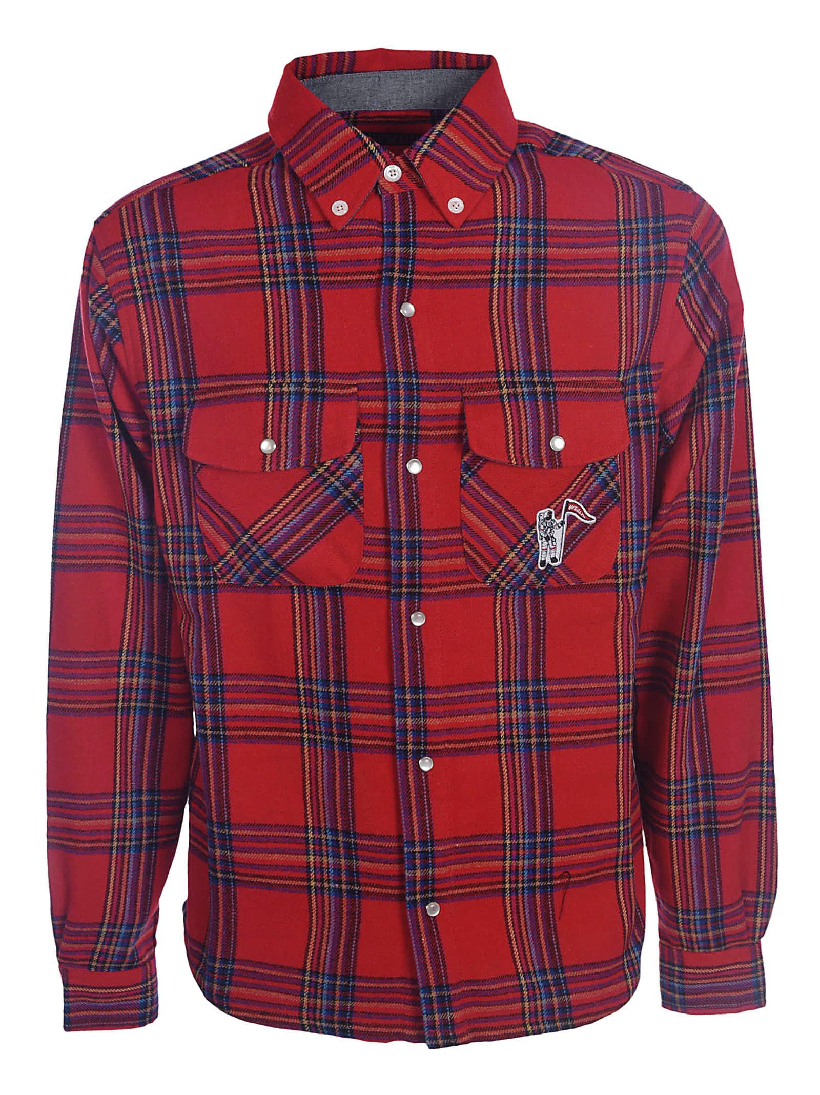 Billionaire Boys Club Check Shirt