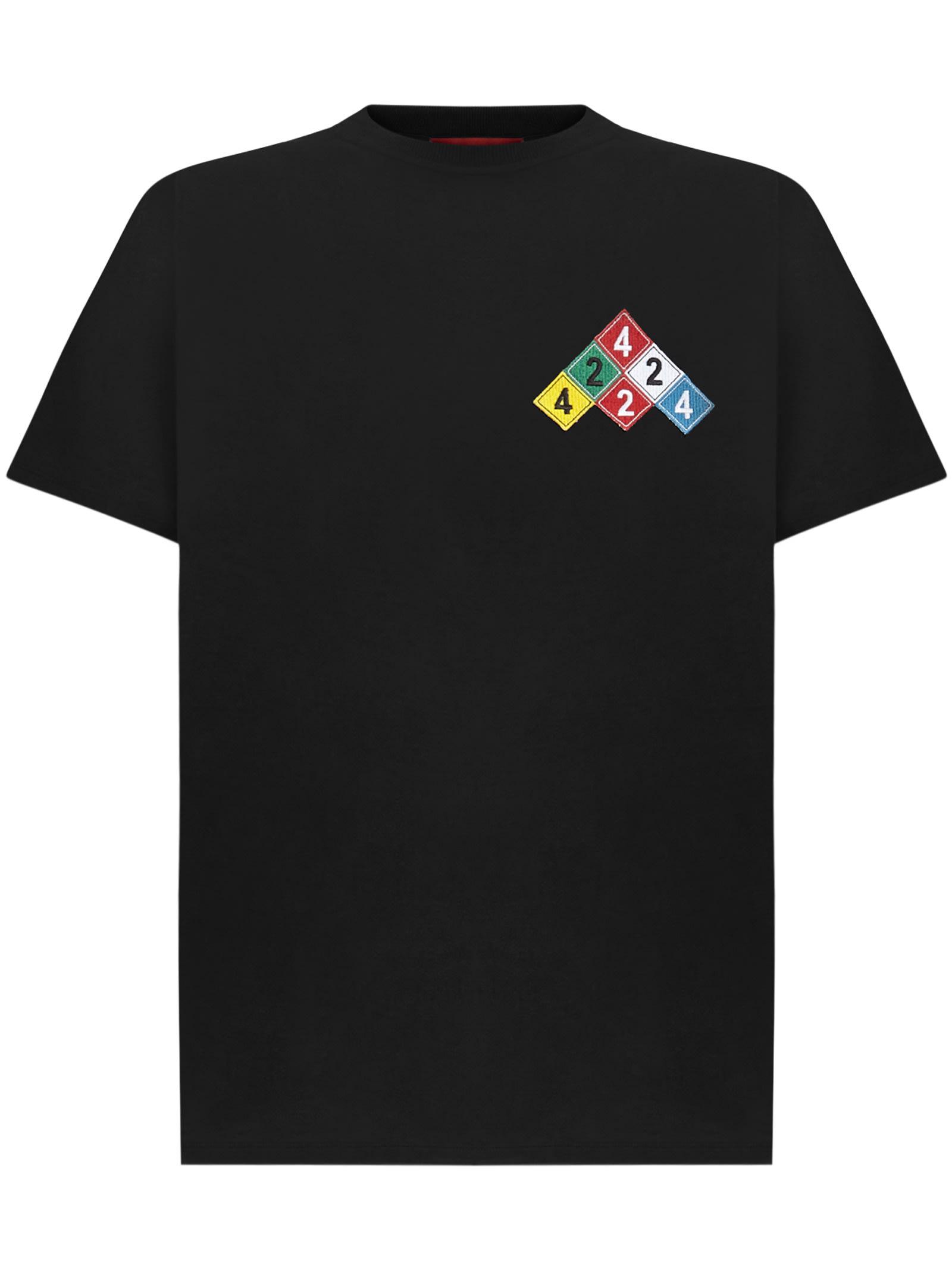FourTwoFour on Fairfax T-shirt 424