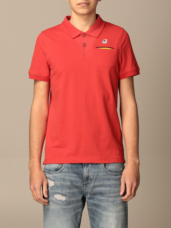 K-way Polo Shirt Polo Shirt Men K-way