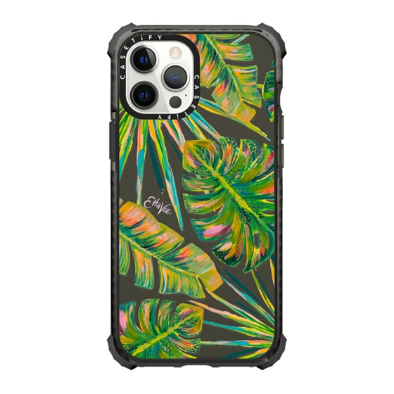 CASETiFY iPhone 12 Pro Max Ultra Impact Case - Plant Lady