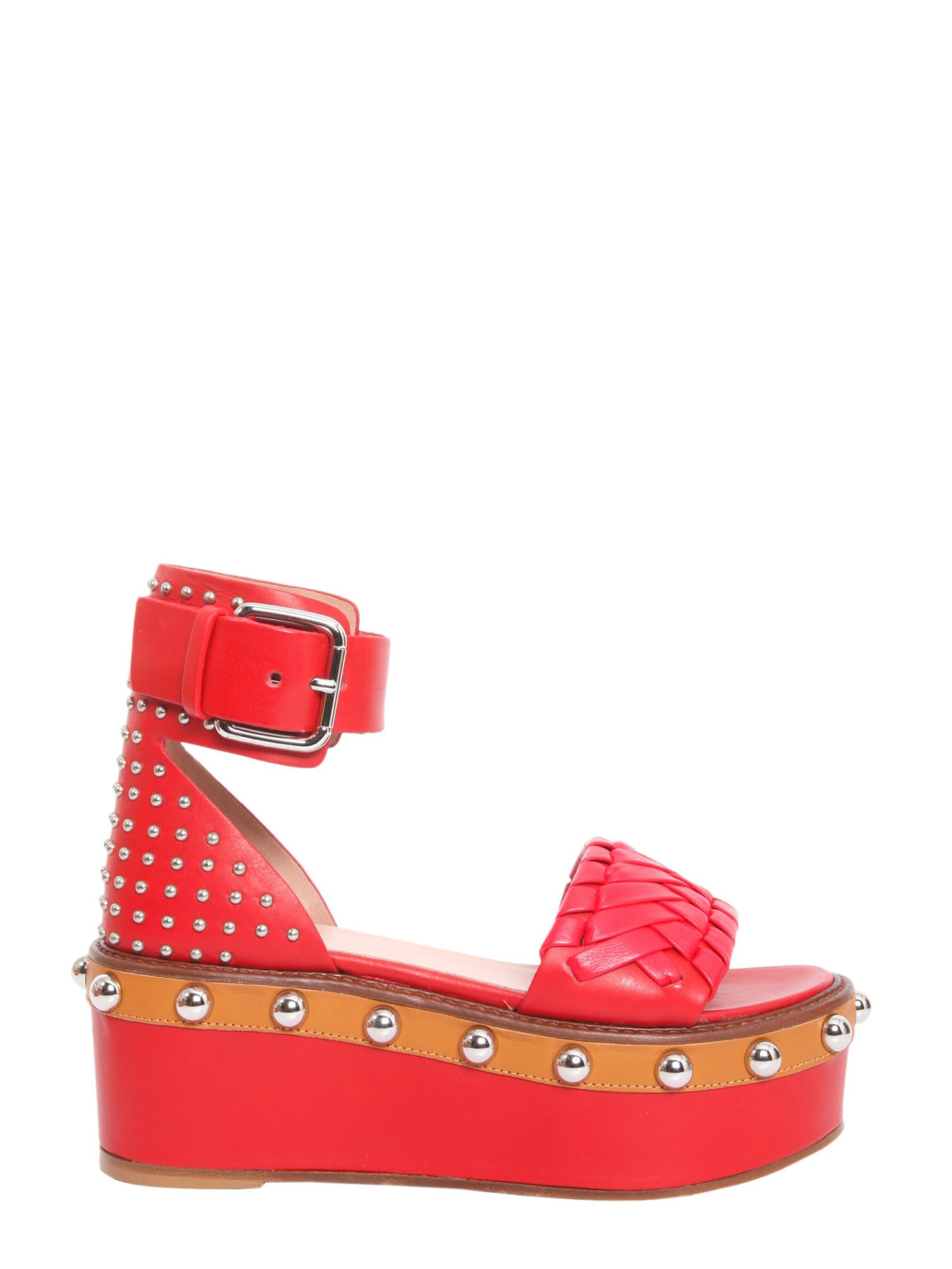 RED Valentino Platfrom Sandals