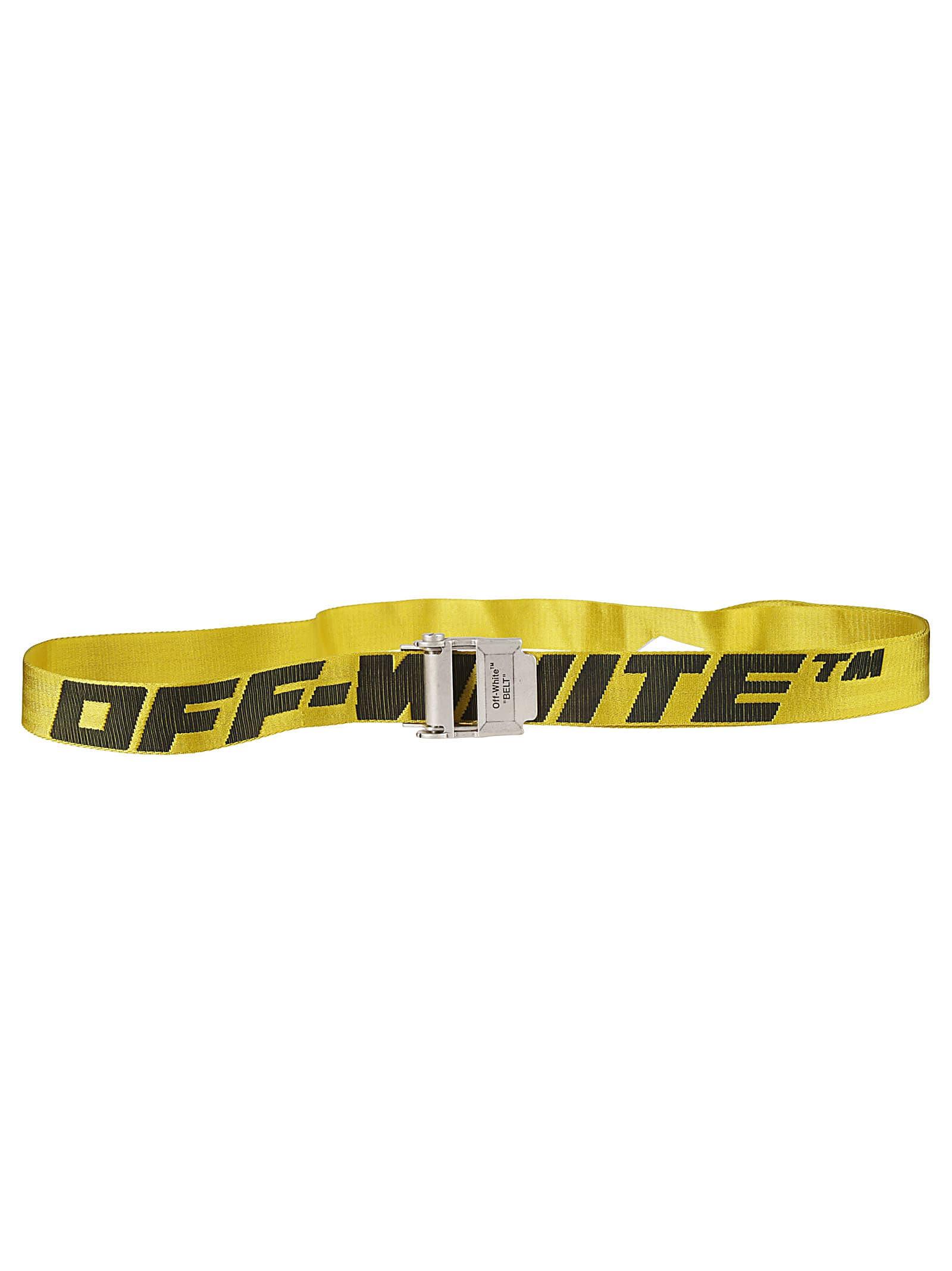 Off-White 2.0 Industrial Belt 40 Belt