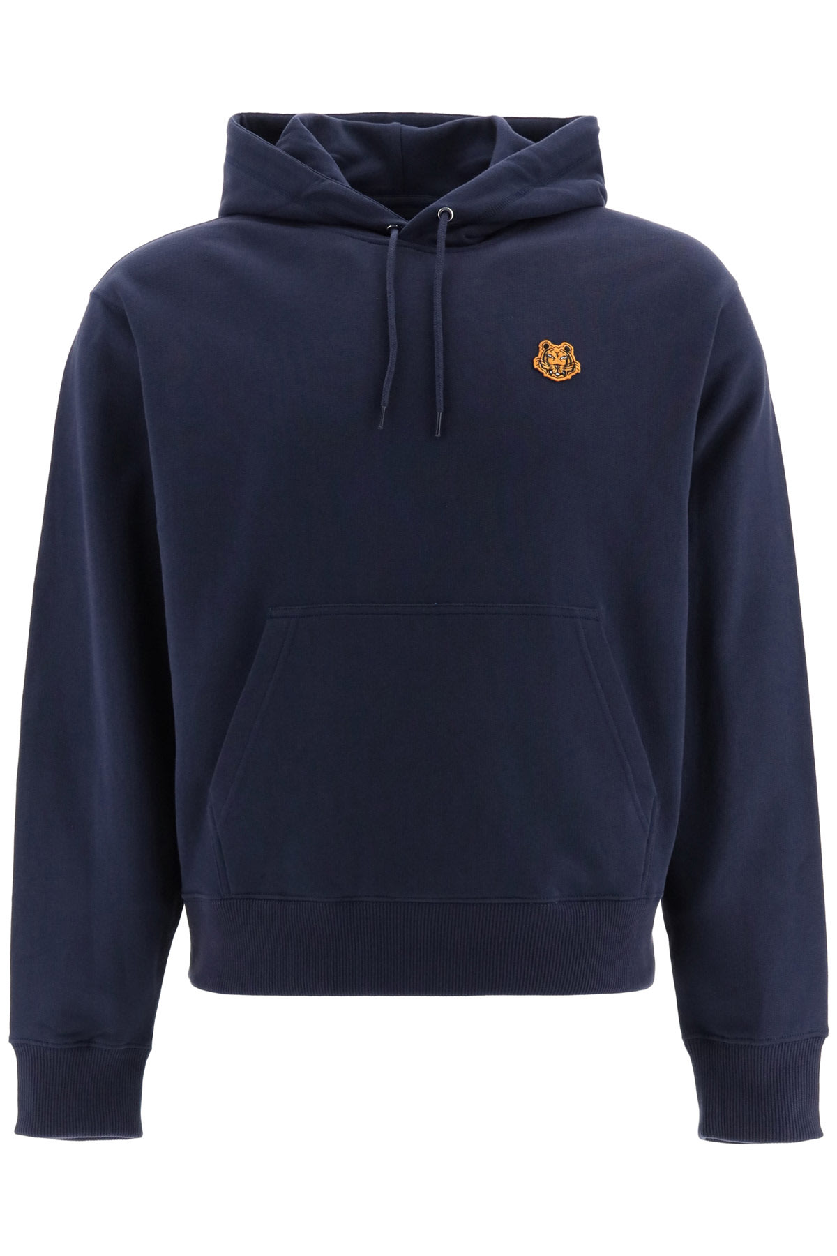 Kenzo Hoodie With Tiger Patch
