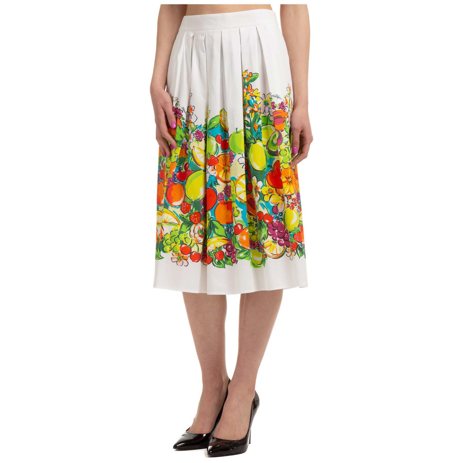 Boutique Moschino K/autograph Skirt