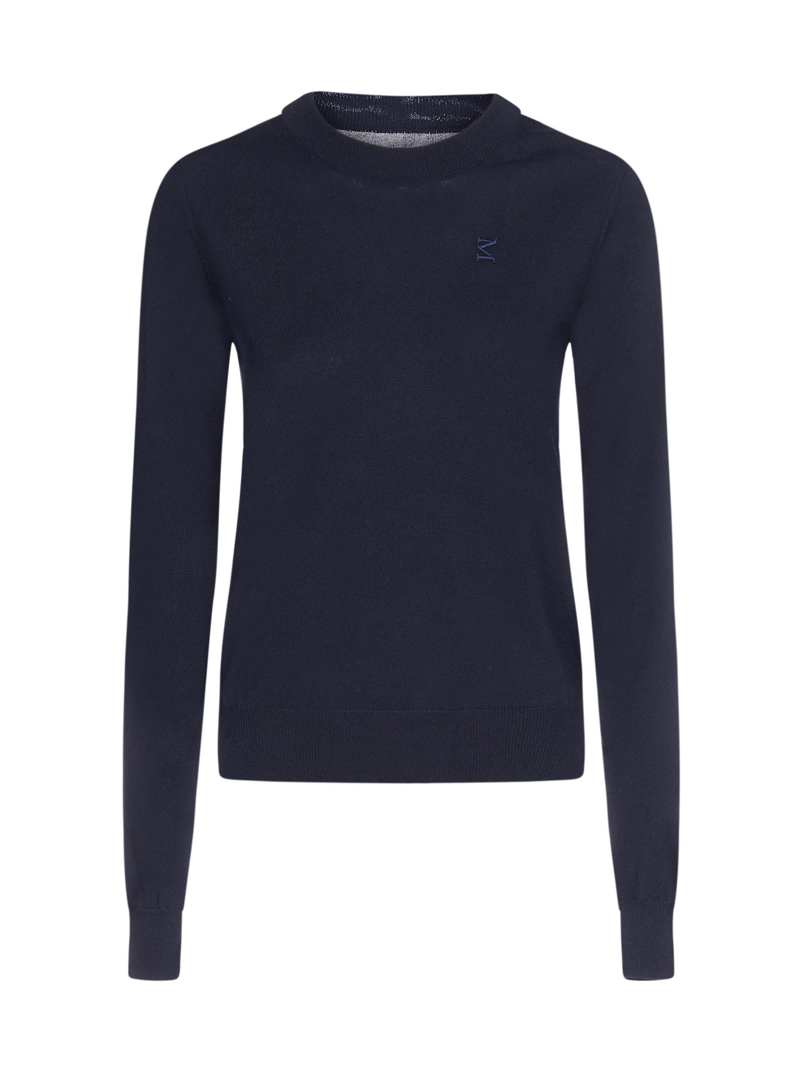 Maison Margiela Monogram Cotton Sweater