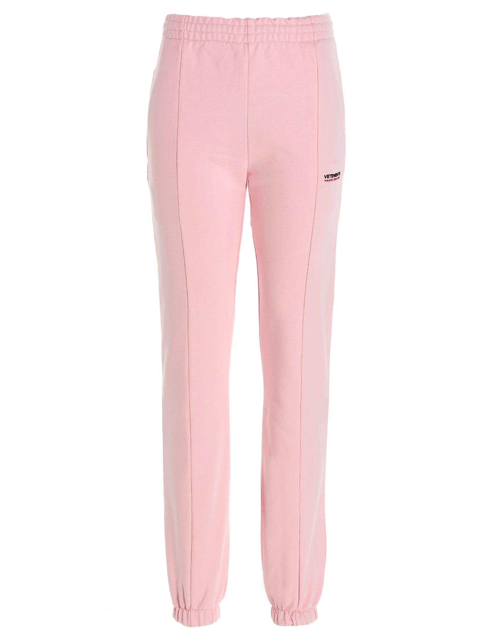 Vetements haute Couture Pants