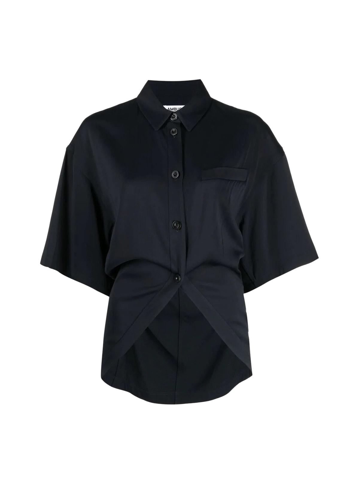 AMBUSH Cotton Short Sleeve Shirt