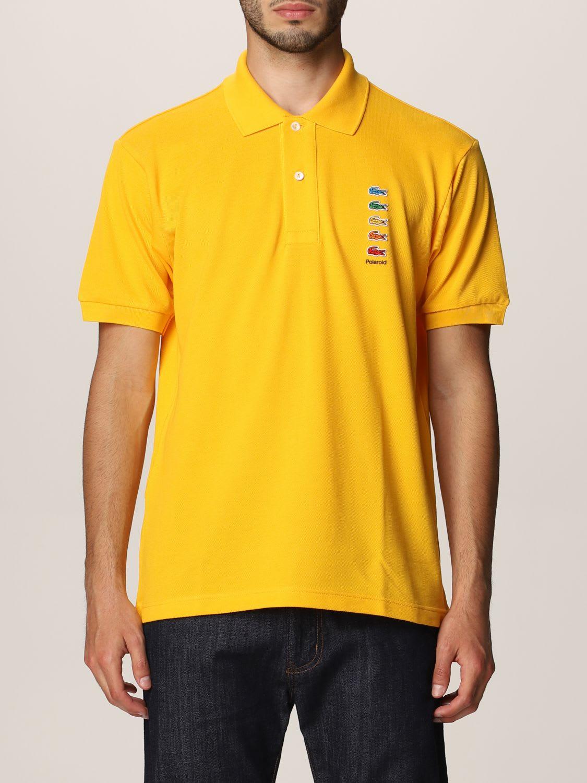 Lacoste X Polaroid Polo Shirt Polo Shirt Men Lacoste X Polaroid