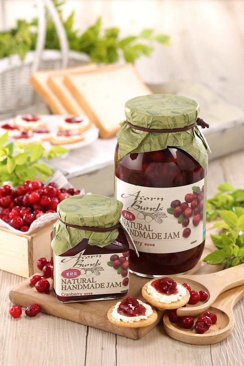 天然手工果醬-蔓越莓260g