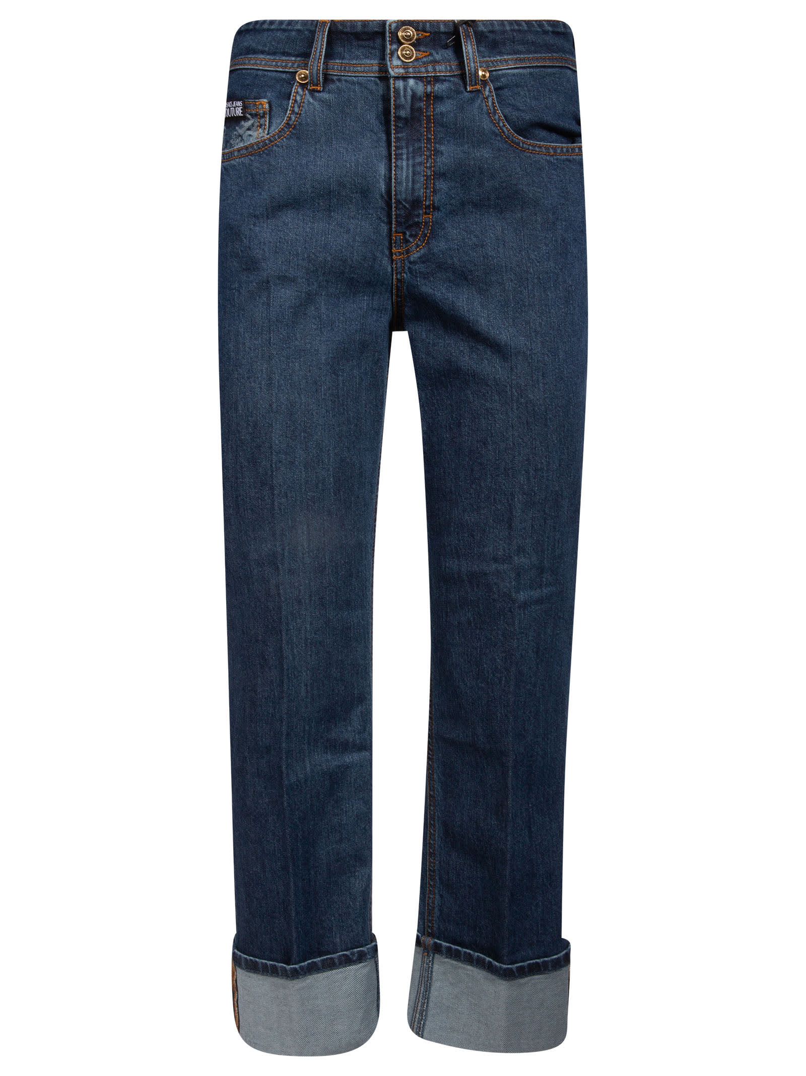 Classic Straight Jeans Versace Jeans Couture