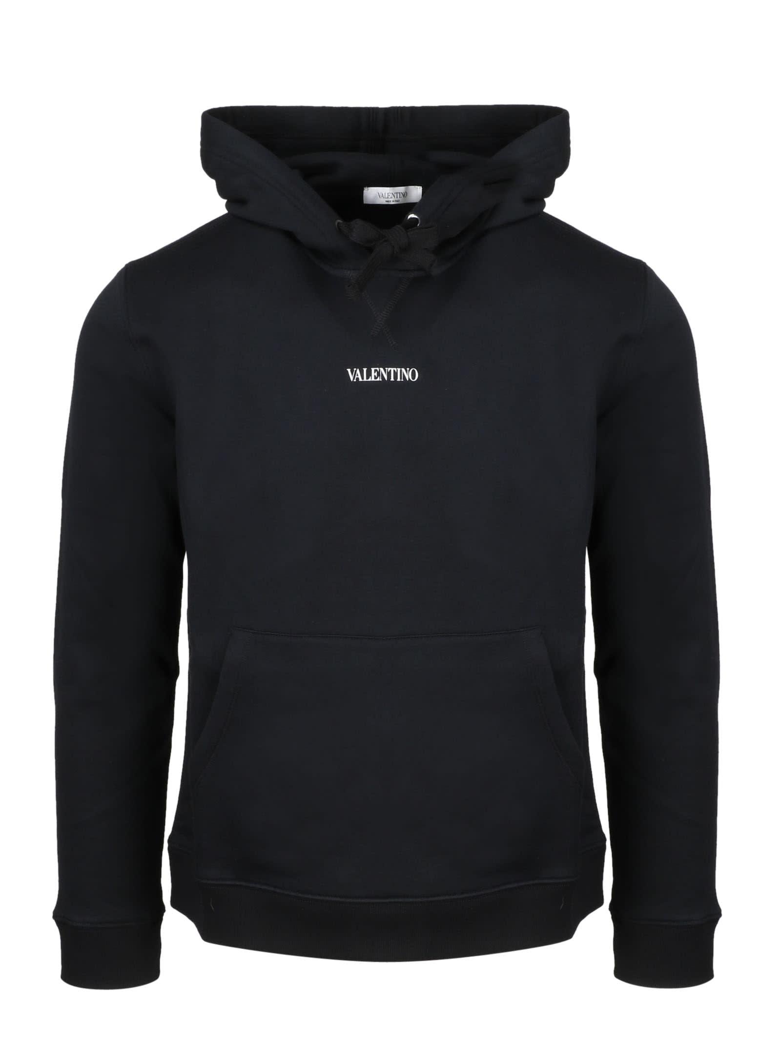 Valentino Logo Hoodie