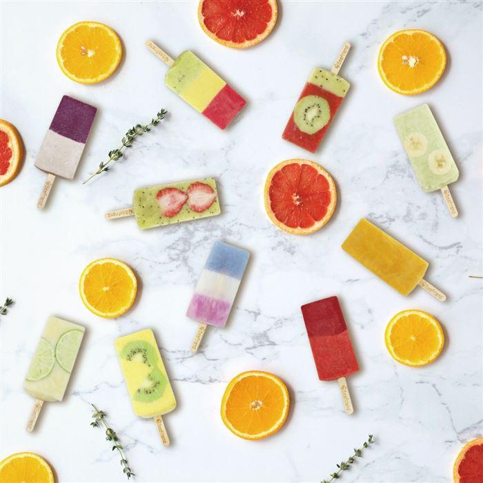 【蜜友】好運鮮果冰棒 只屬於你 (紫薯+芋頭+鮮奶)10入