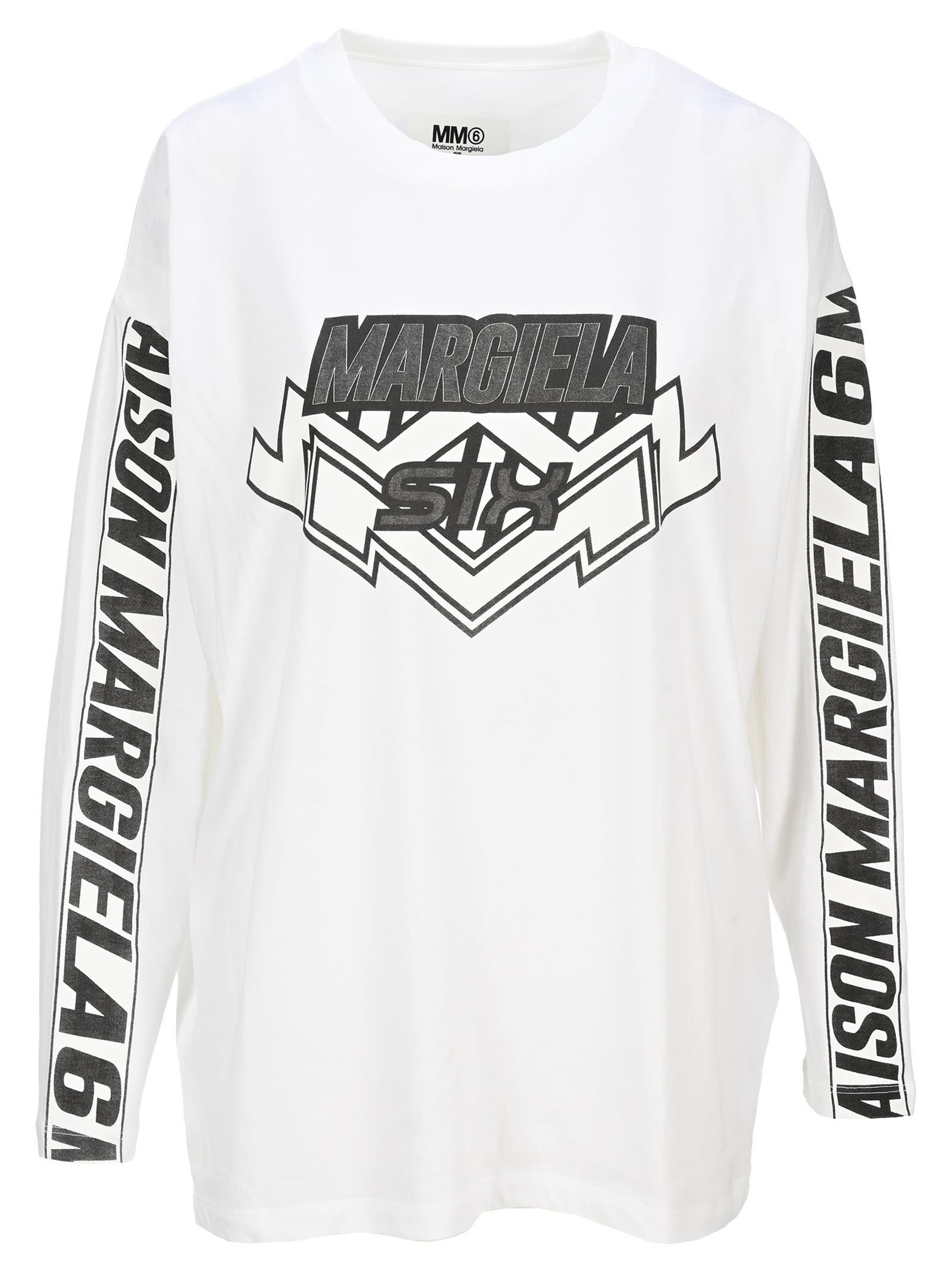 MM6 Maison Margiela Mm6 Oversized T-shirt