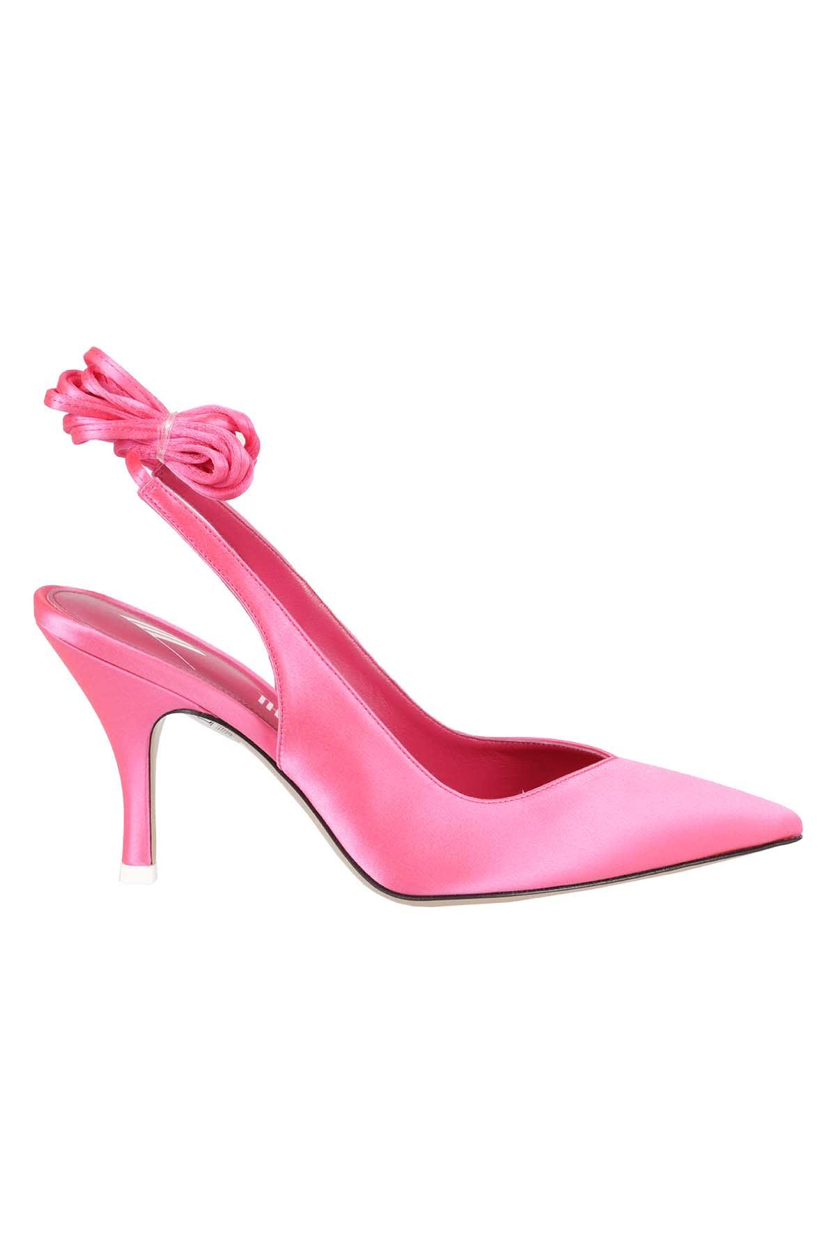 The Attico High-heeled shoe