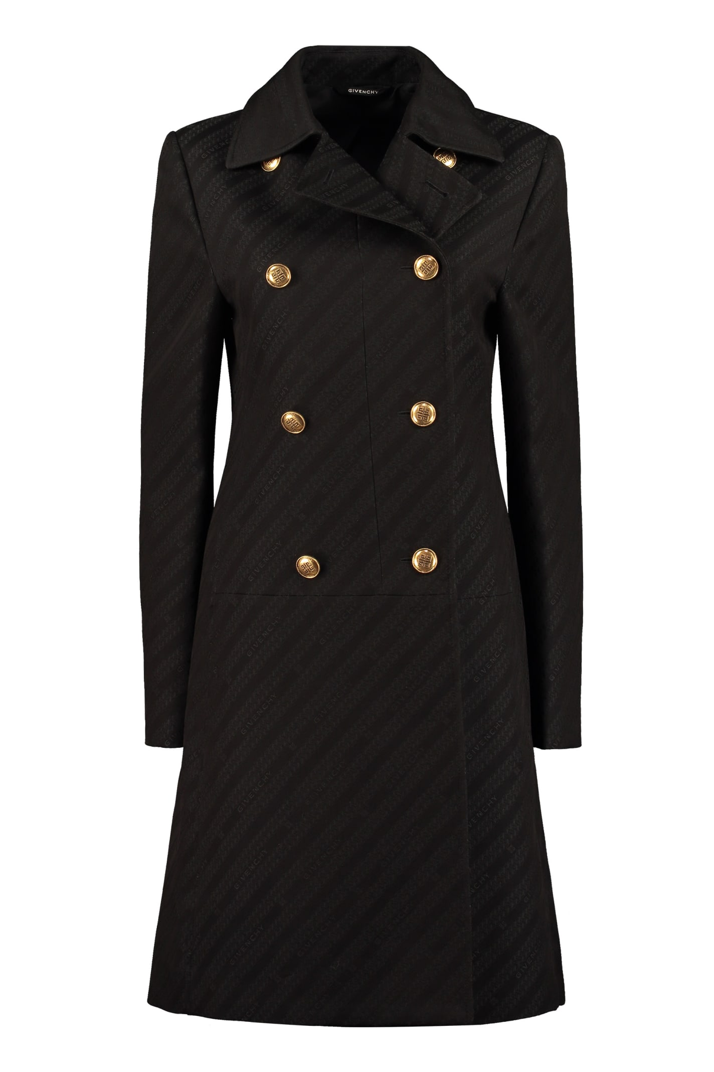 Givenchy Double-breasted Coat