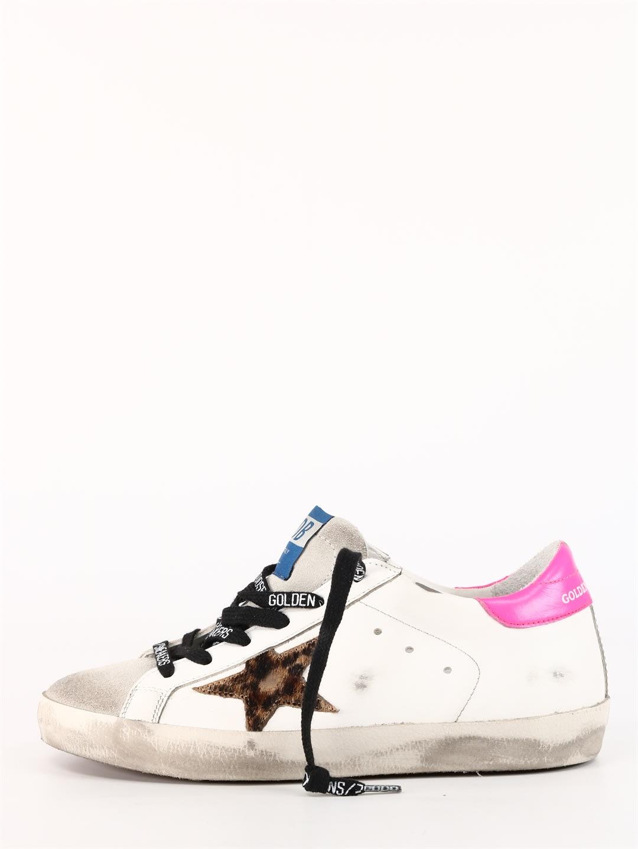Golden Goose Sneakers White