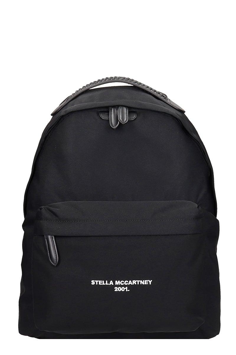 Stella McCartney Backpack Eg Backpack In Black Nylon