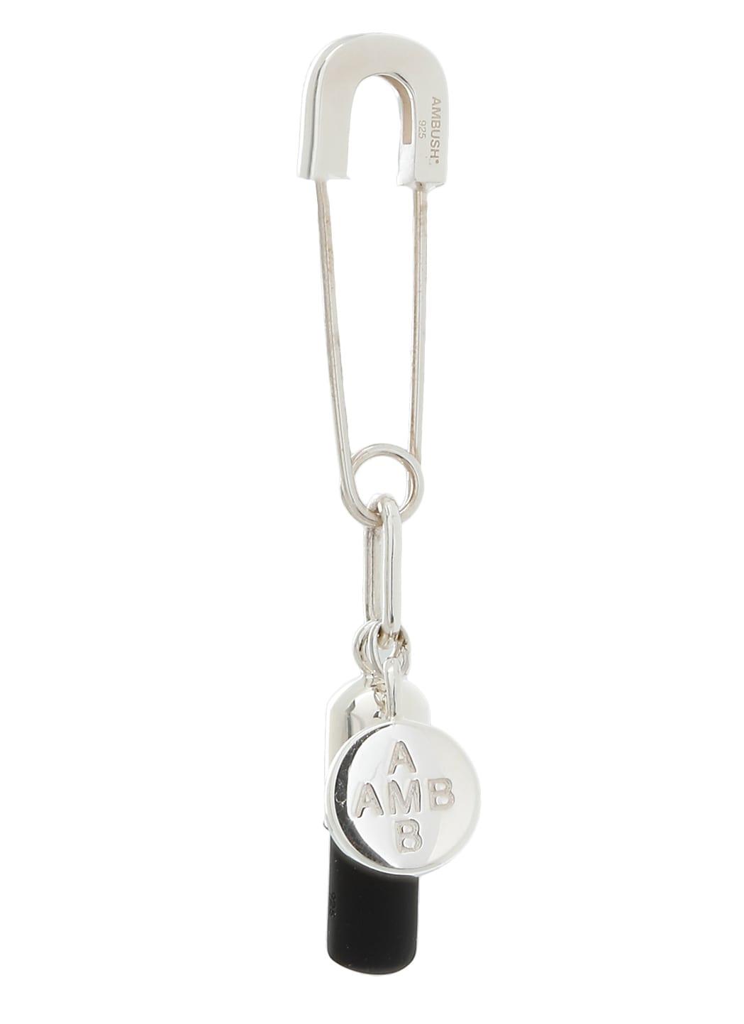 AMBUSH Pill Safety Pin Earring