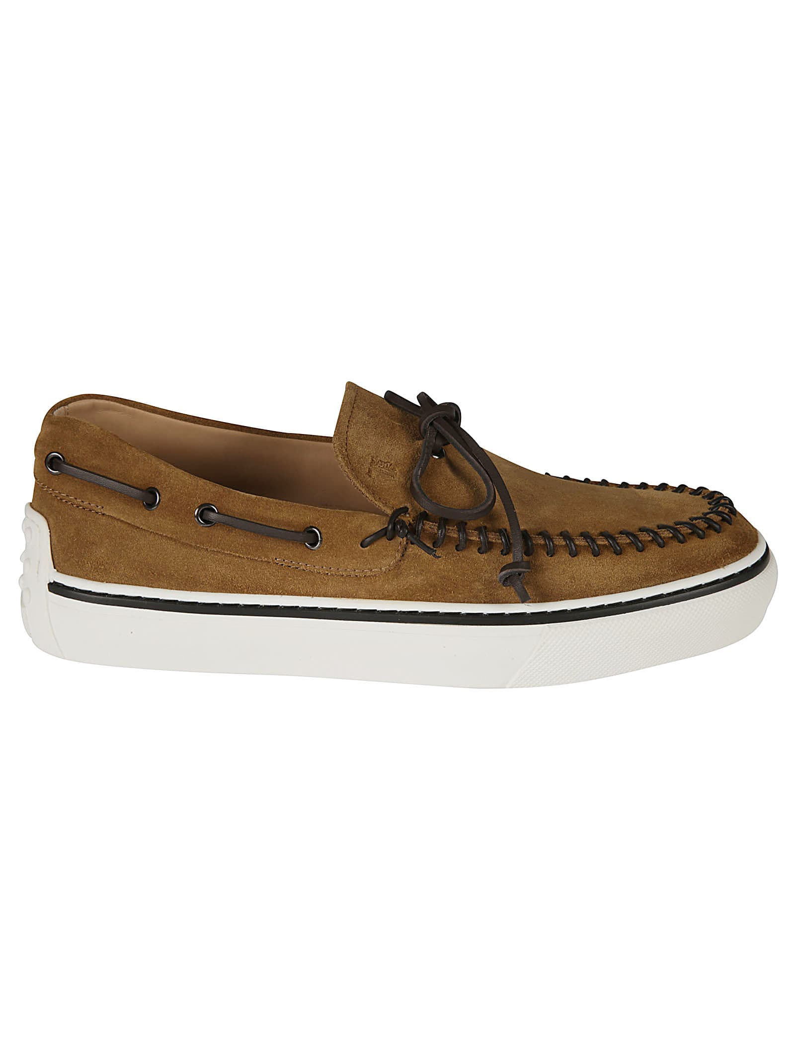 Tods Casual Lace-up Loafers