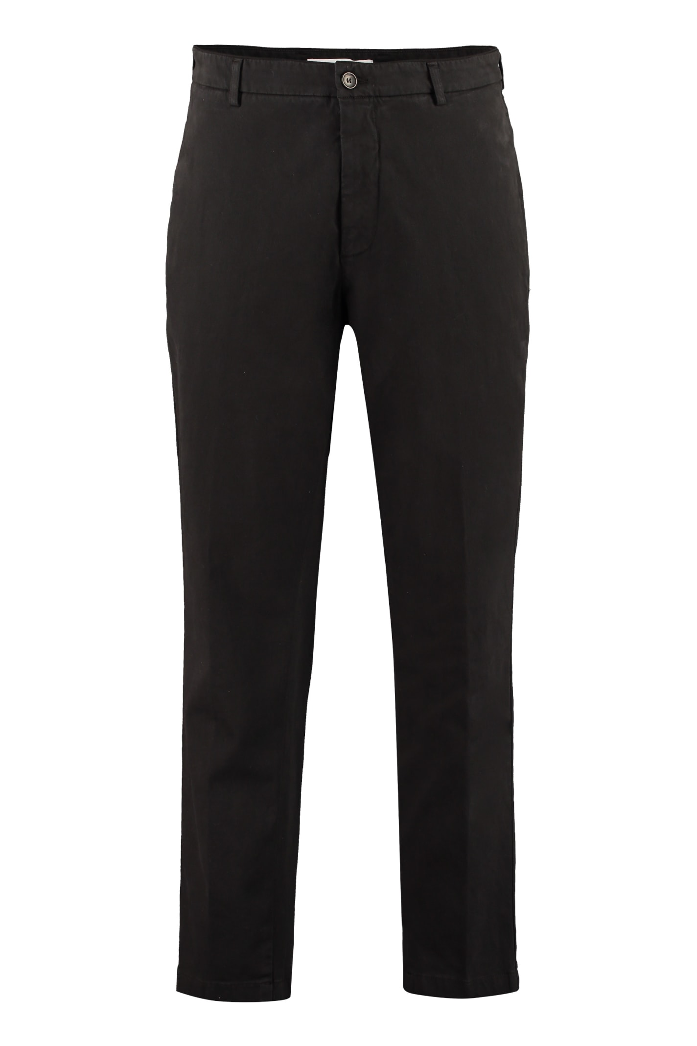 Department 5 George Stretch Cotton Chino Trousers