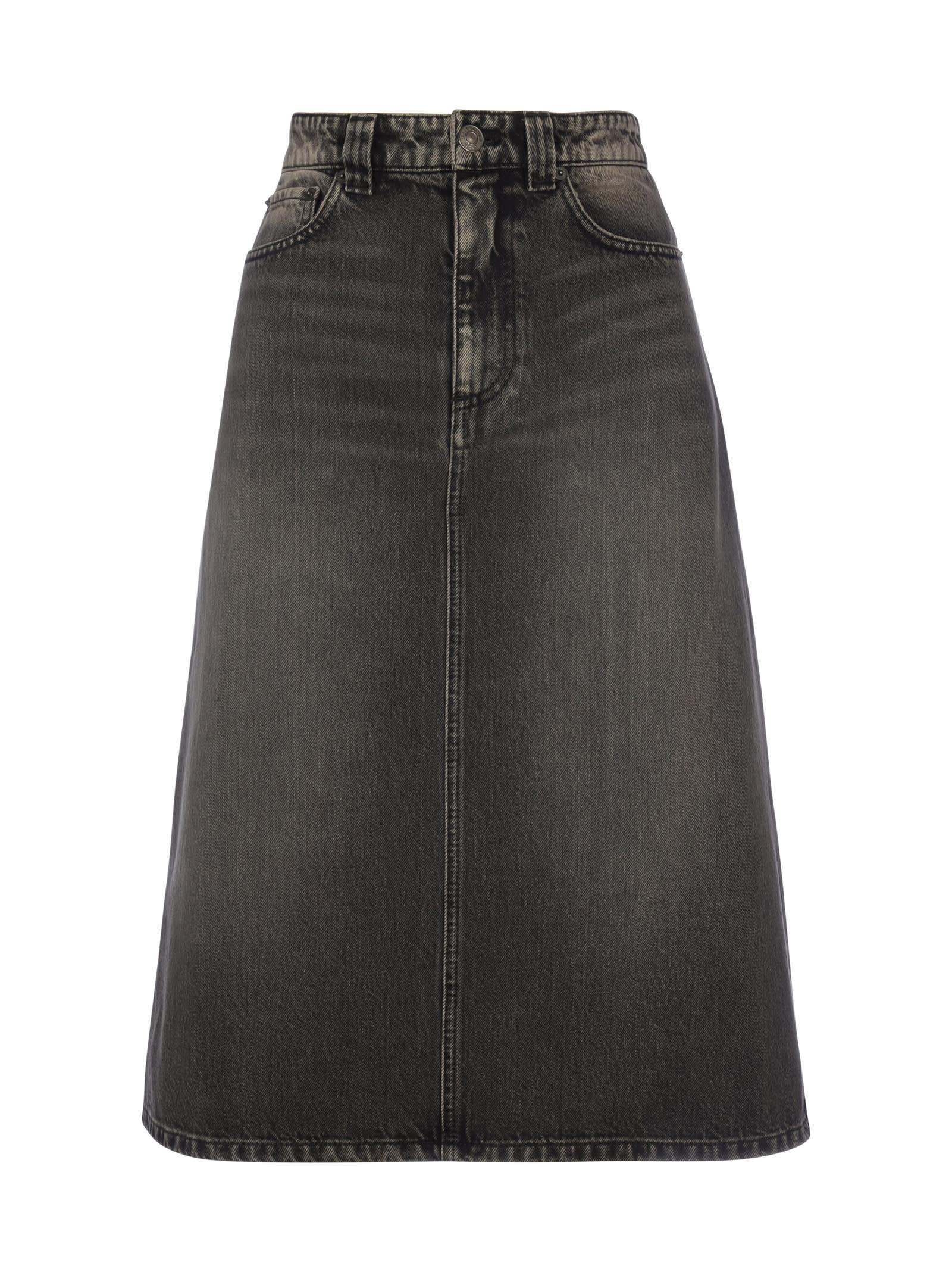 Balenciaga Pocket Skirt