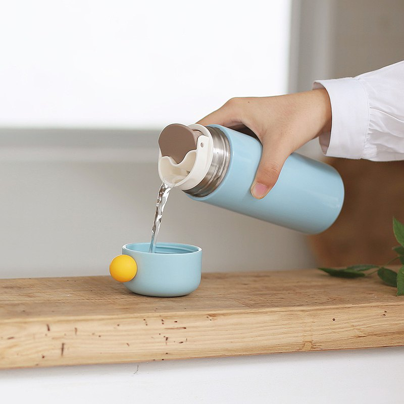 AKS莫蘭迪小球保溫瓶S(350ml)