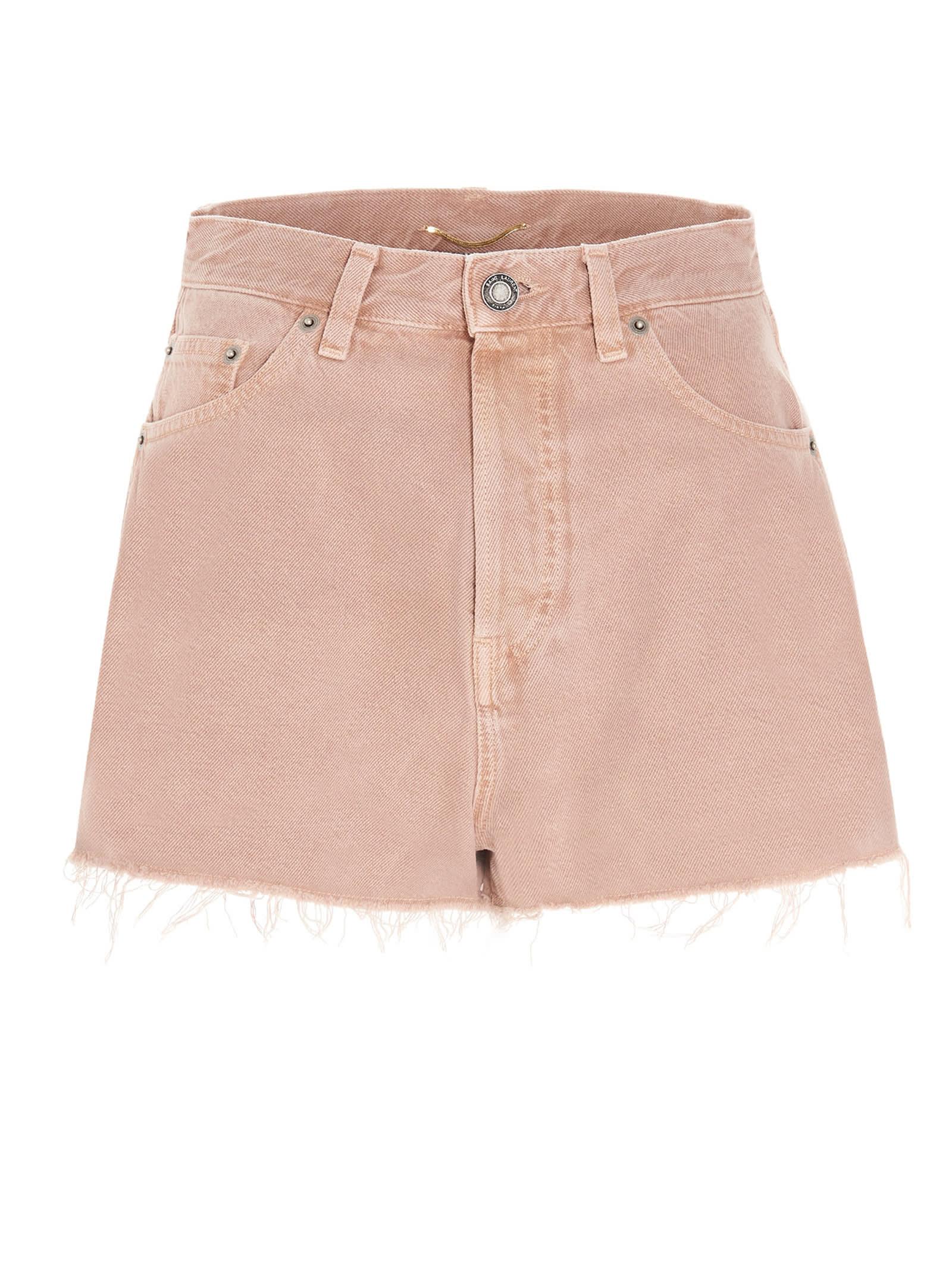 Saint Laurent Shorts