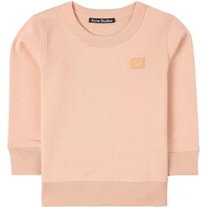 Acne Studios Acne Studios Pink Face Sweatshirt 8-10 Years