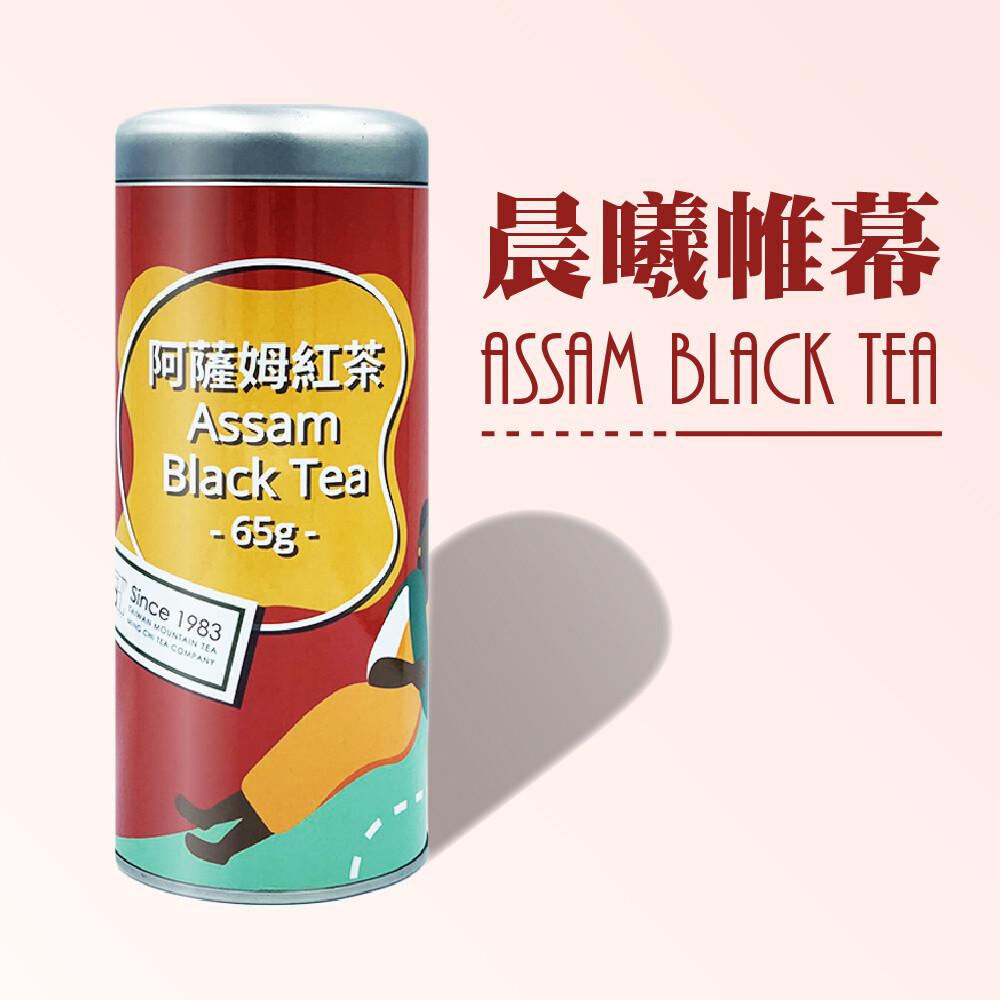 名池茶業晨曦帷幕阿薩姆紅茶65g