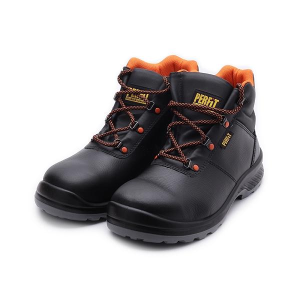PERFIT 一體成形高筒鋼頭安全鞋 黑 252720146 男鞋