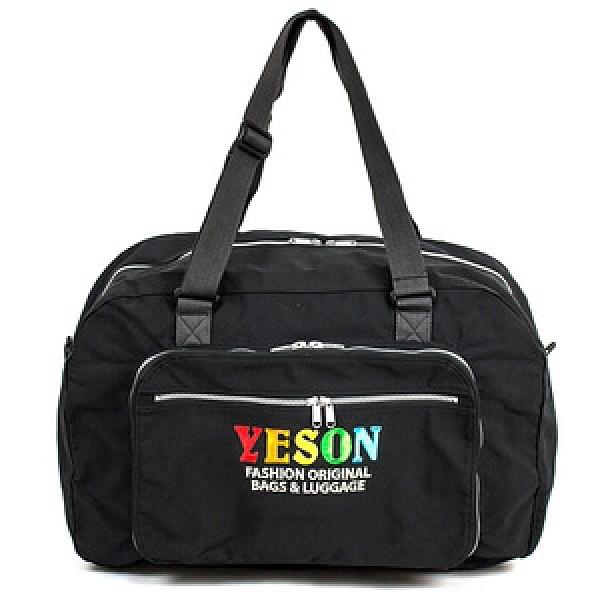 【YESON】提把可調式大旅行袋(MG-4322-黑)MG-4322-黑