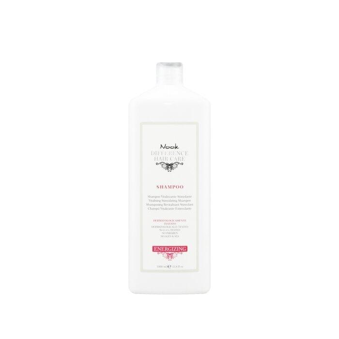 立坽『頭皮調理洗髮精』NOOK DHC 頭皮養護莊園 賦活能量肌浴1000ml HS05