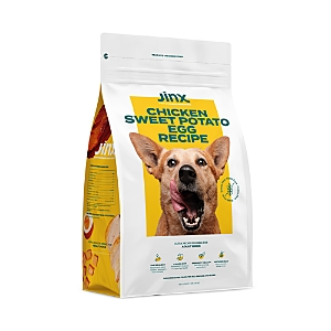 Jinx Chicken, Sweet Potato & Egg Kibble for Adult Dogs - 4 lbs.