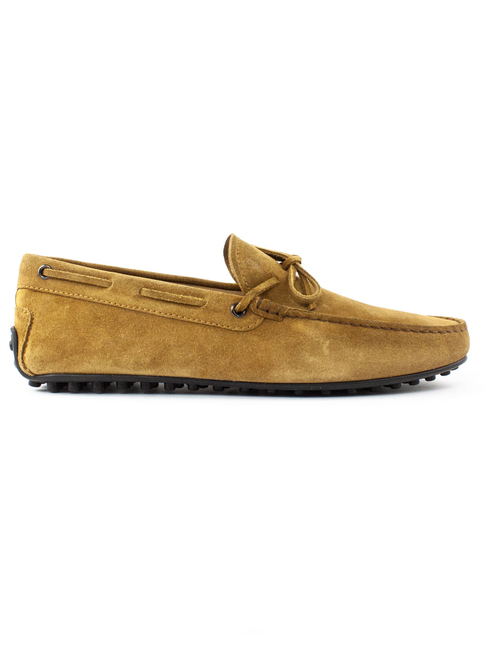 Tods Brown Gommino Driving Shoes