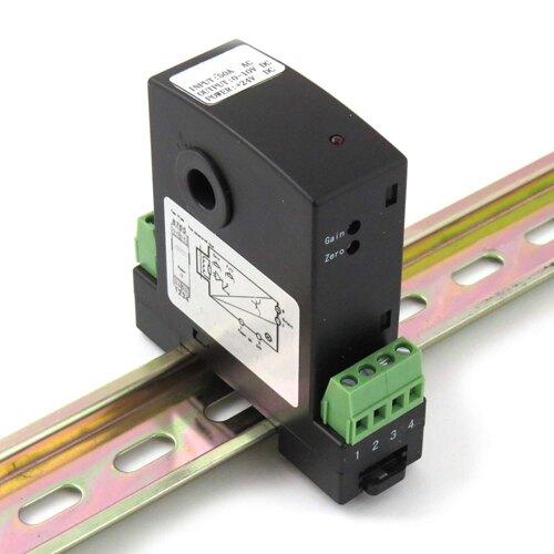 [2美國直購] denkovi 電流互感器 Voltage Transducer 0-50V DC In, 0-10V DC Out, DIN Mount