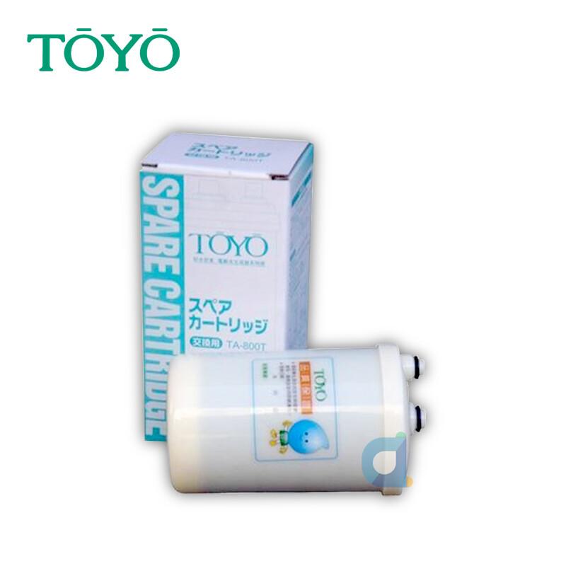 toyo ta-800t電解水機本體濾心 (ta800t) 原廠公司貨 千山淨水te-800適用