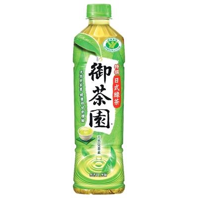 御茶園 特撰日式綠茶(550mlx24入)