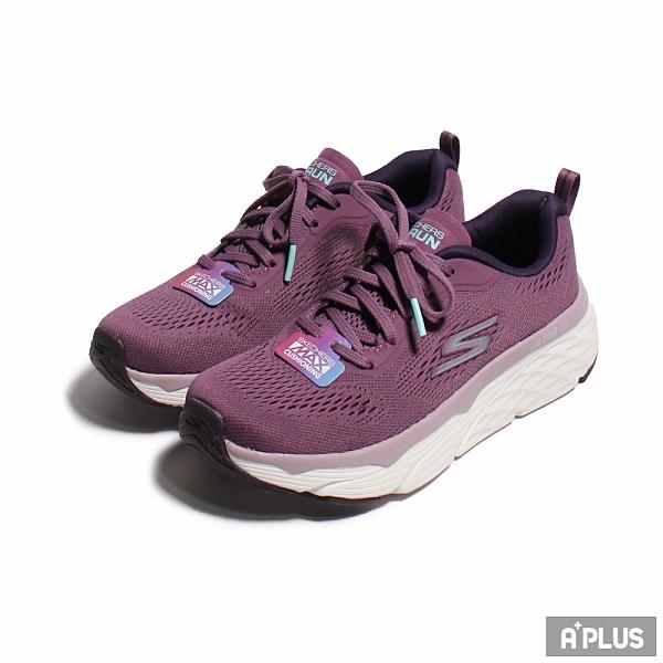 SKECHERS 女 健走鞋 GO RUN MAX CUSHIONING 極致避震 緩衝鞋底-128262DKPR