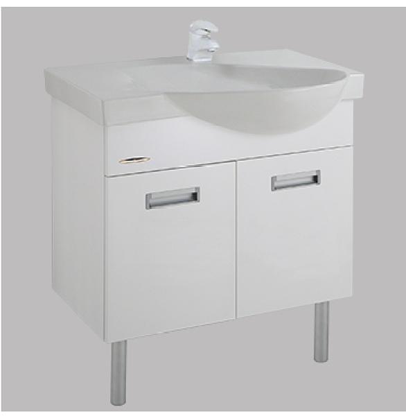 《修易生活館》HCG 和成 臉盆浴櫃 LCS575 龍頭 LF3113U