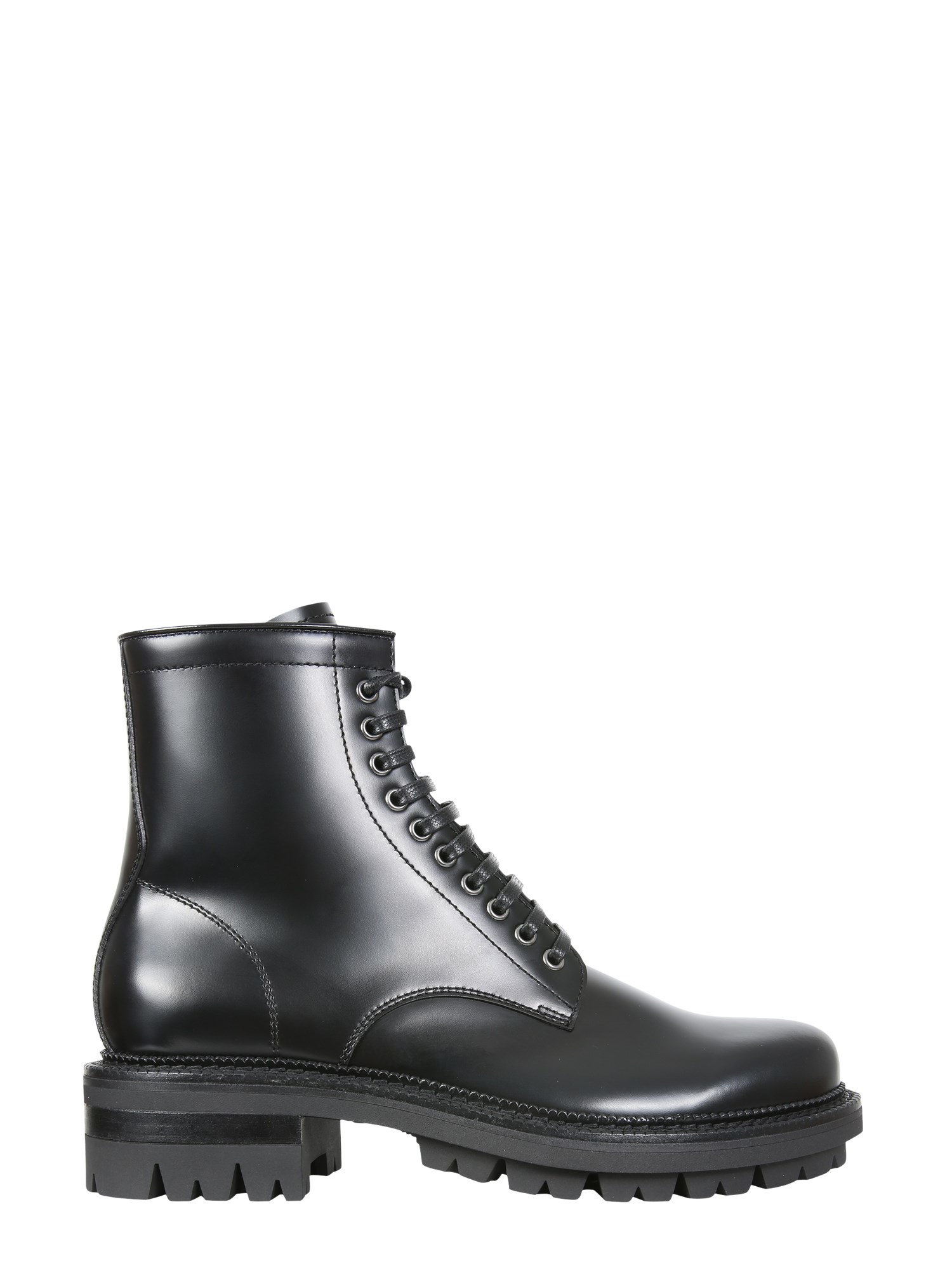 dsquared boots with laces