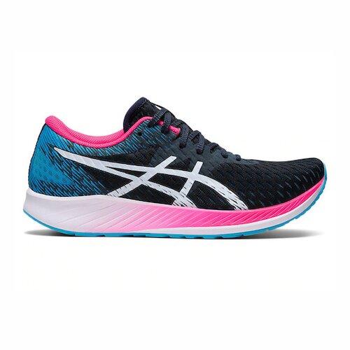 Asics Hyper Speed [1012A899-400] 女鞋 慢跑鞋 運動 休閒 輕量 支撐 彈力 深藍 白